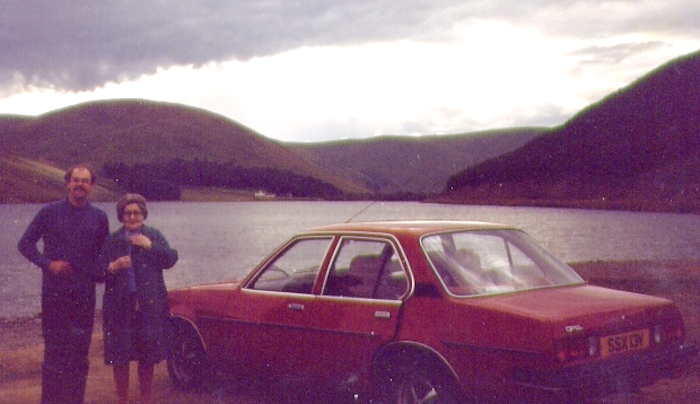 Opel Manta B, 1981