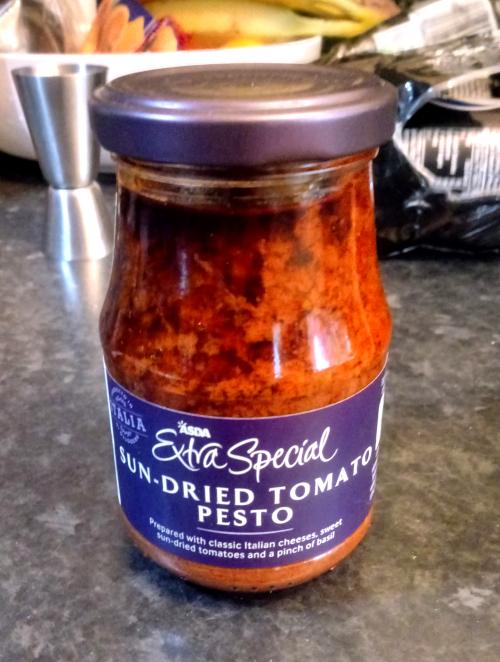 Asda Extra Special Sun-Dried Tomato Pesto