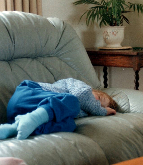 Sleeping, 1988