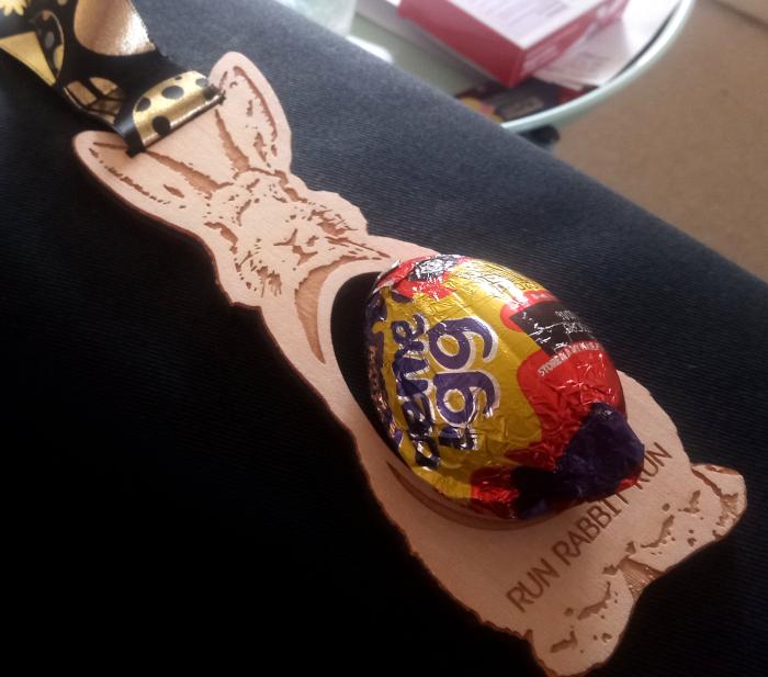 Easter medal