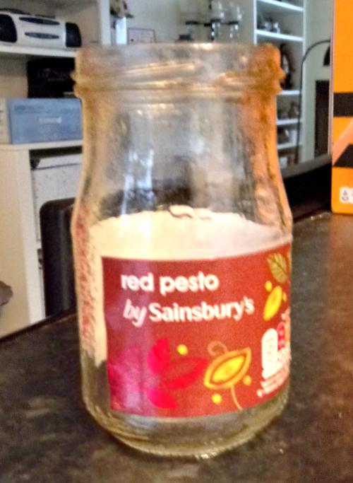 Sainsbury's Red Pesto