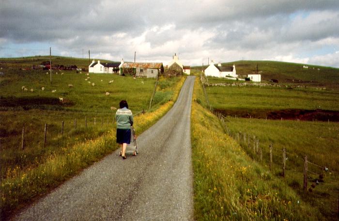 Shetland, 1985