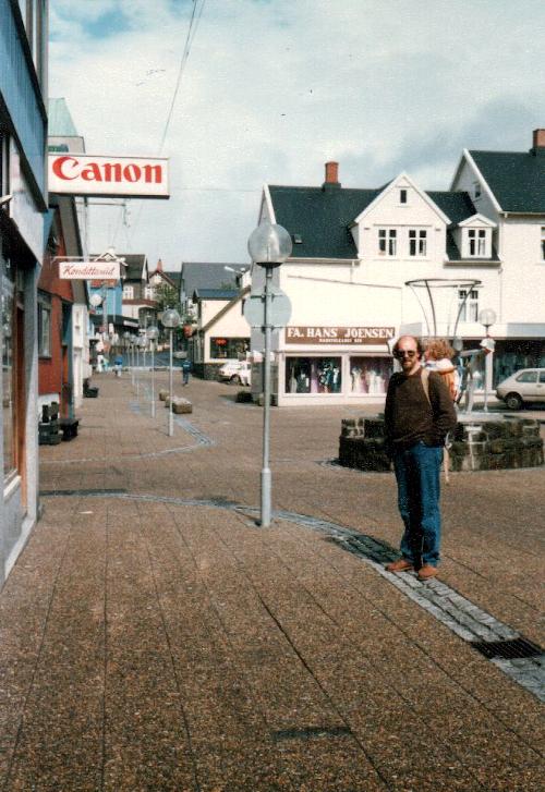 Faroe Islands, 1986