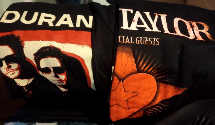 Gig t-shirts